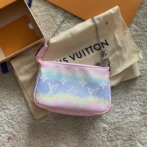 Louis Vuitton Escale Mini Pochette